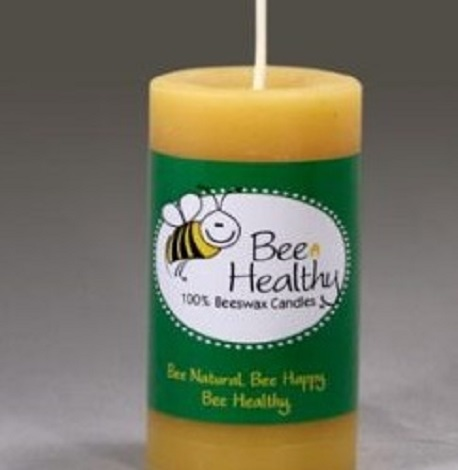 Bee Healthy Candles