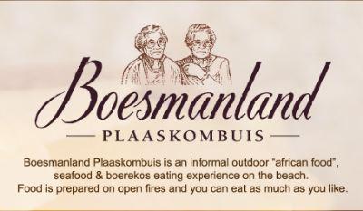 Boesmanland Plaaskombuis