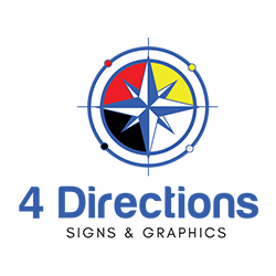 4 Directions Signs & Graphics