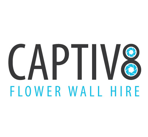 Captiv8 Flower Wall Hire