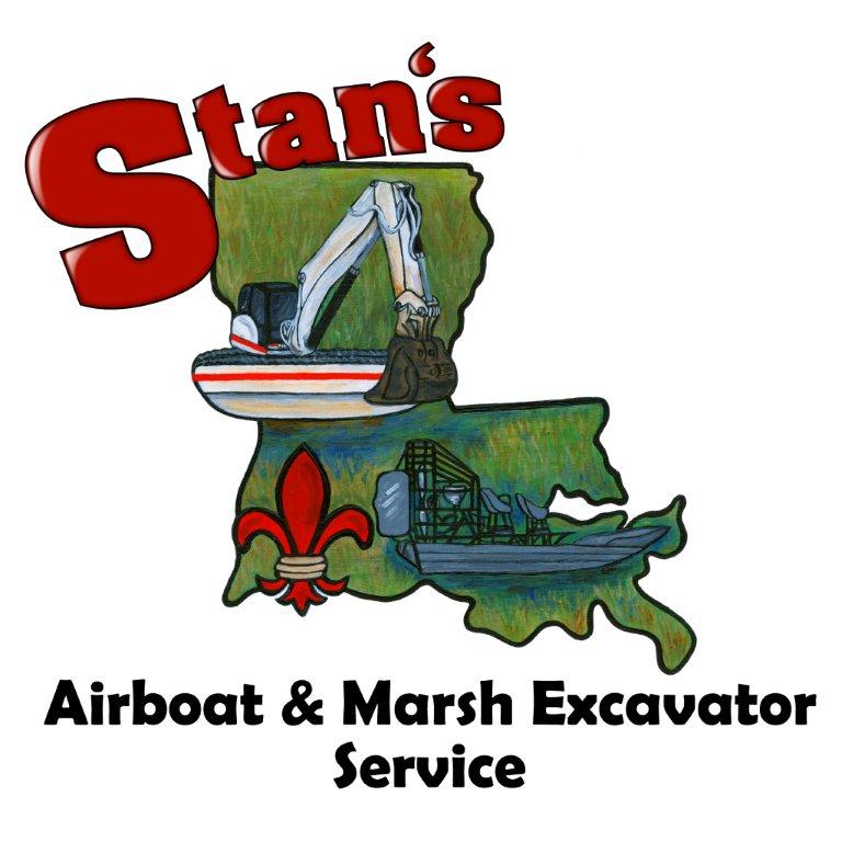 Stan's Airboat & Marsh Excavator Service