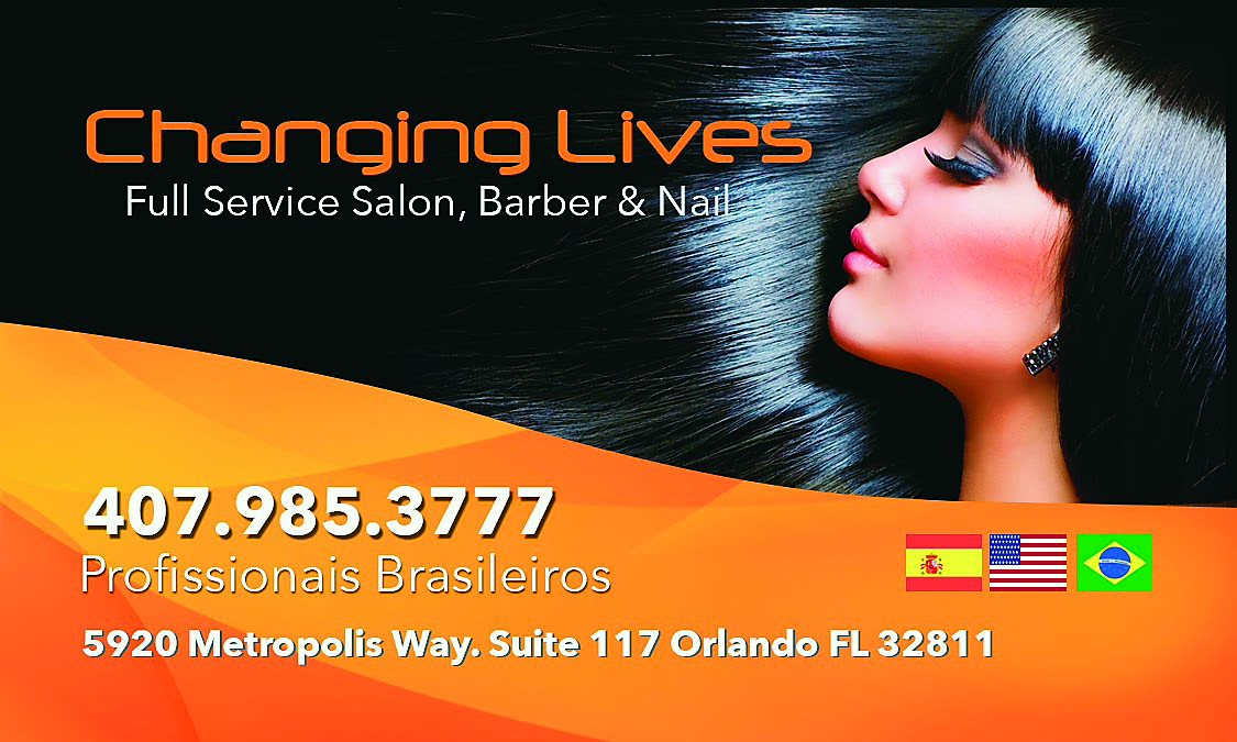 Changing Lives Salon and barber