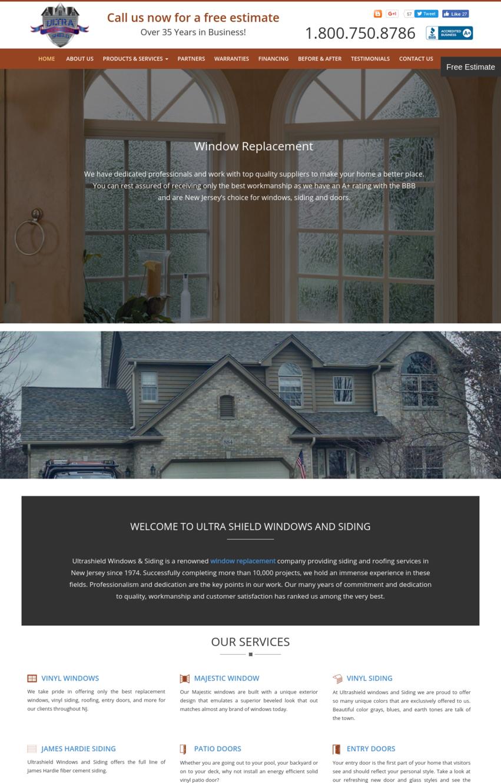 Ultrashield Window and Siding