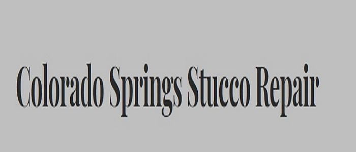 Colorado Springs Stucco Repair