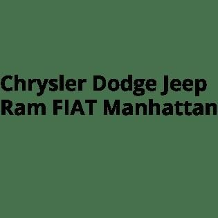Chrysler Dodge Jeep Ram FIAT Manhattan