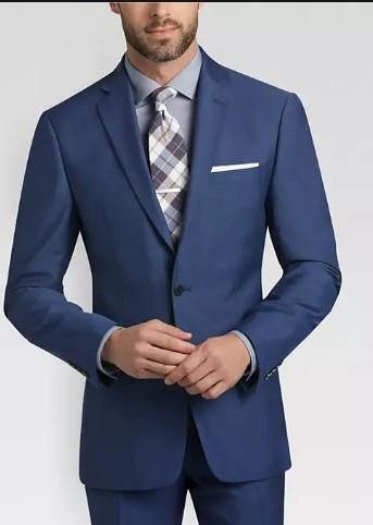 Sepehr Suit & Tie