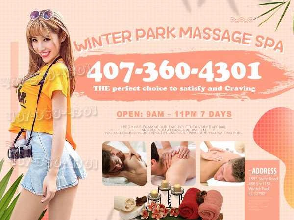 Winter Park Massage SPA