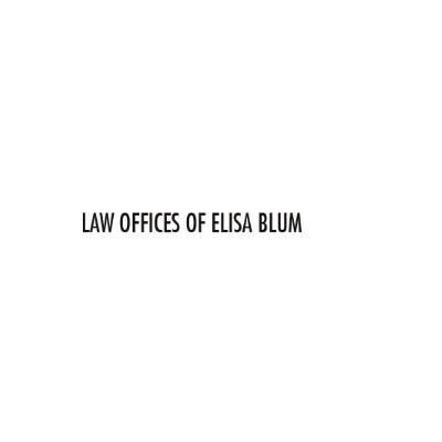 Law Office of Elisa Blum