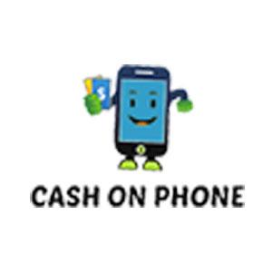 CASH ON PHONE