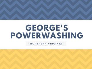 Georges Power Washing