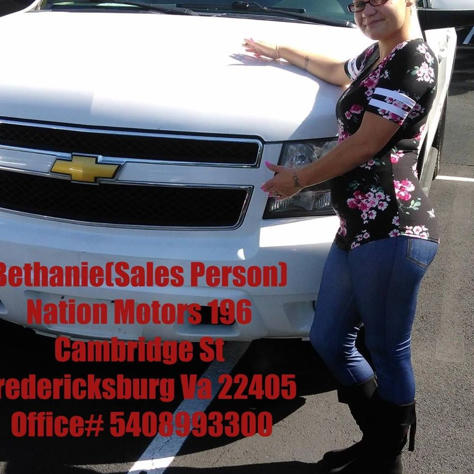 Nation Motors of Fredericksburg
