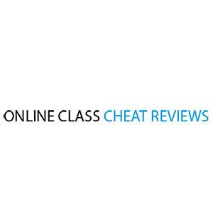 Online Class Cheat Reviews