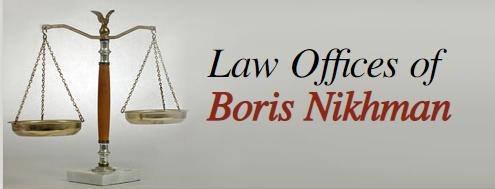 Law Offices of Boris Nikhman