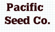 Pacific Seed Co.