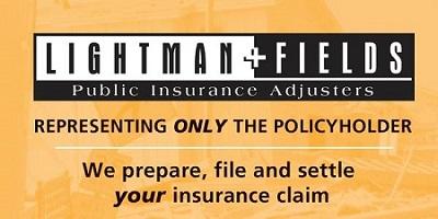 Lightman Fields Public Insurance Adusjters INC