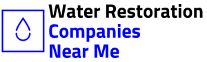 Water Restoration Companies Near Me