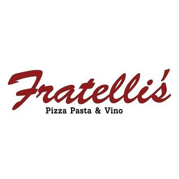Fratelli's pizza pasta Vino