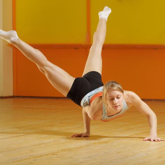 Gymnastics Divine