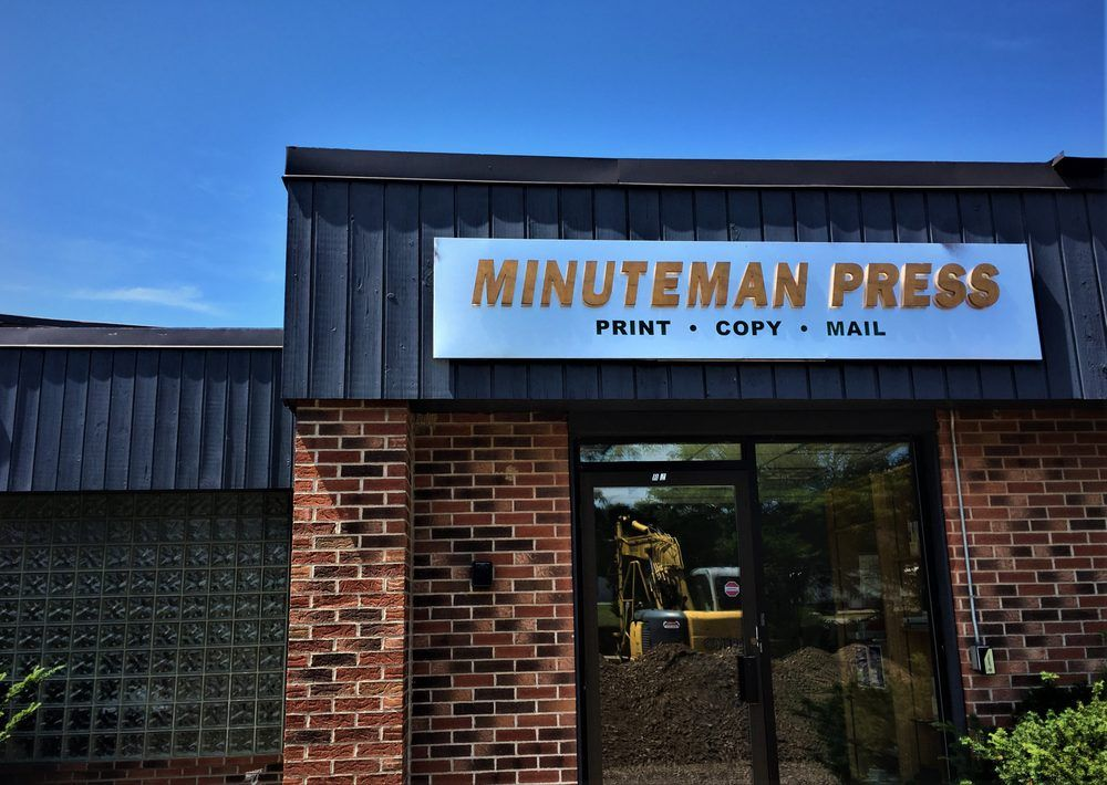 Minuteman Press - Colchester