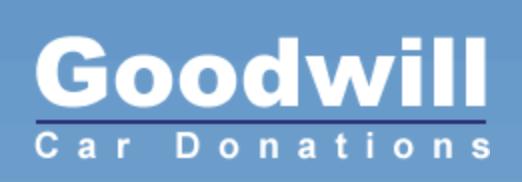 Goodwill Car Donations