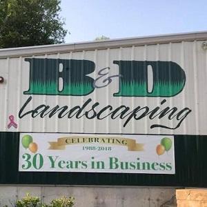 B & D Landscaping