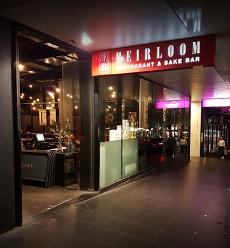Heirloom Restaurant & Bar