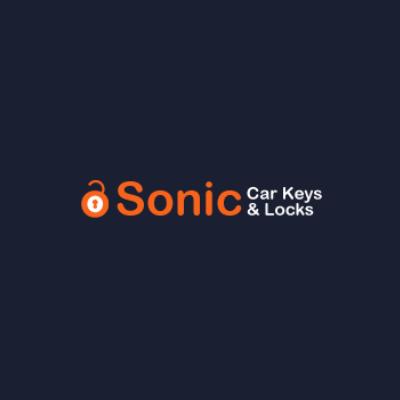 Sonic Car Keys & Locks