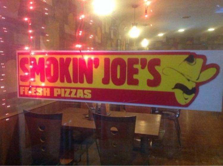 Smokin' Joe's Pizza