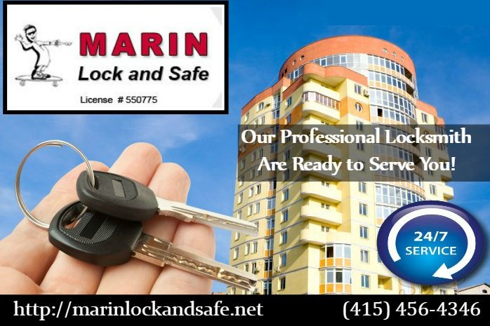 San Francisco 24 Key Locksmith