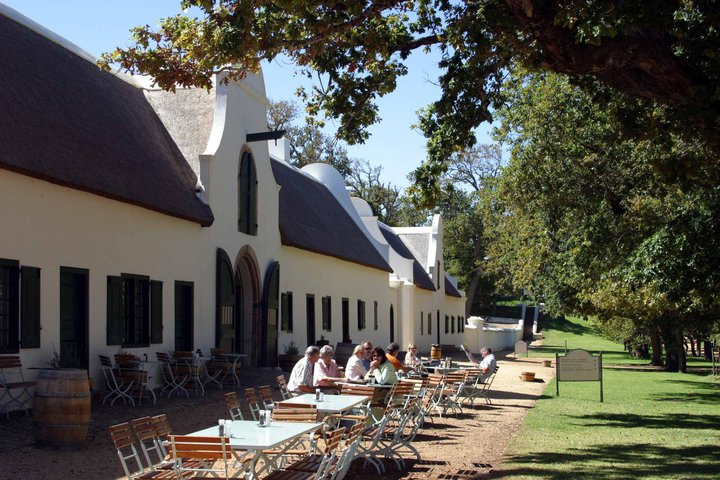 Jonkershuis Restaurant South Africa