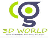 CG 3D WORLD i