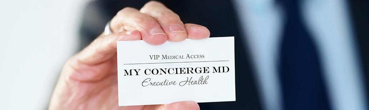 My Concierge MD