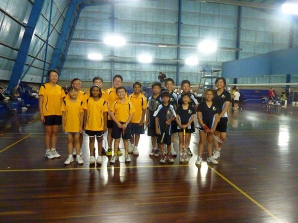 Altona Badminton Centre
