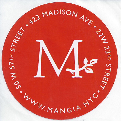 Mangia 23rd - Midtown Italian & Corporate Catering NYC
