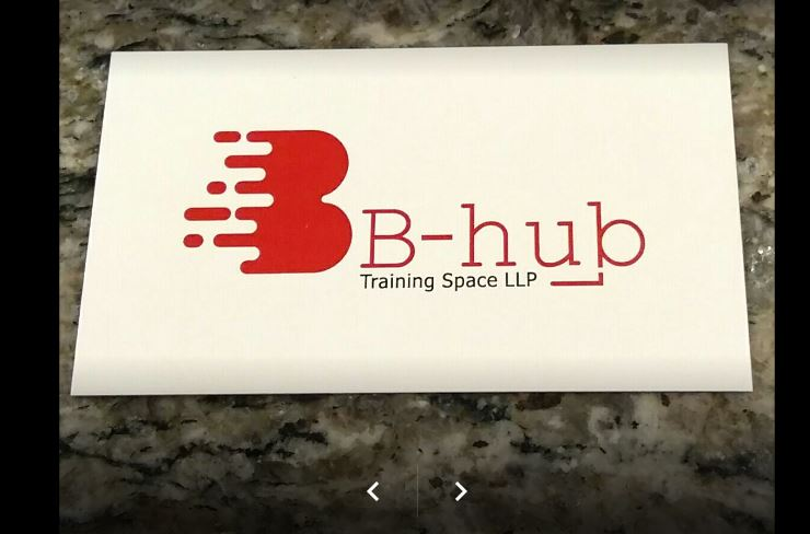 Bhub - Training Space LLP