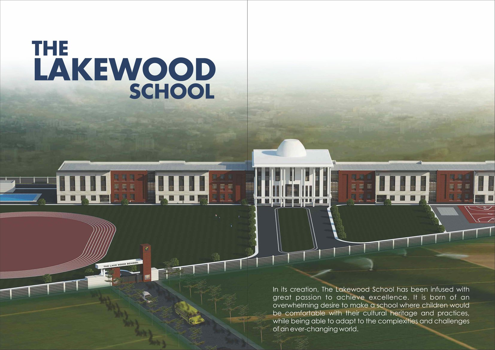 The Lakewood School