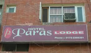 Hotel Paras Lodge