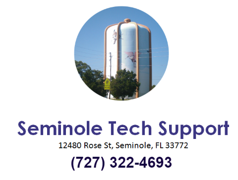 Seminole Tech Support