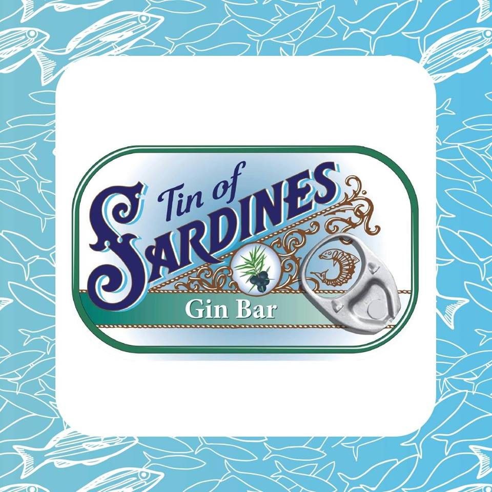 Tin Of Sardines Gin Bar