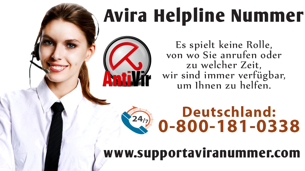 Avira Kundendienst
