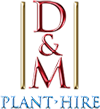 D & M Plant Hire Pty Ltd.