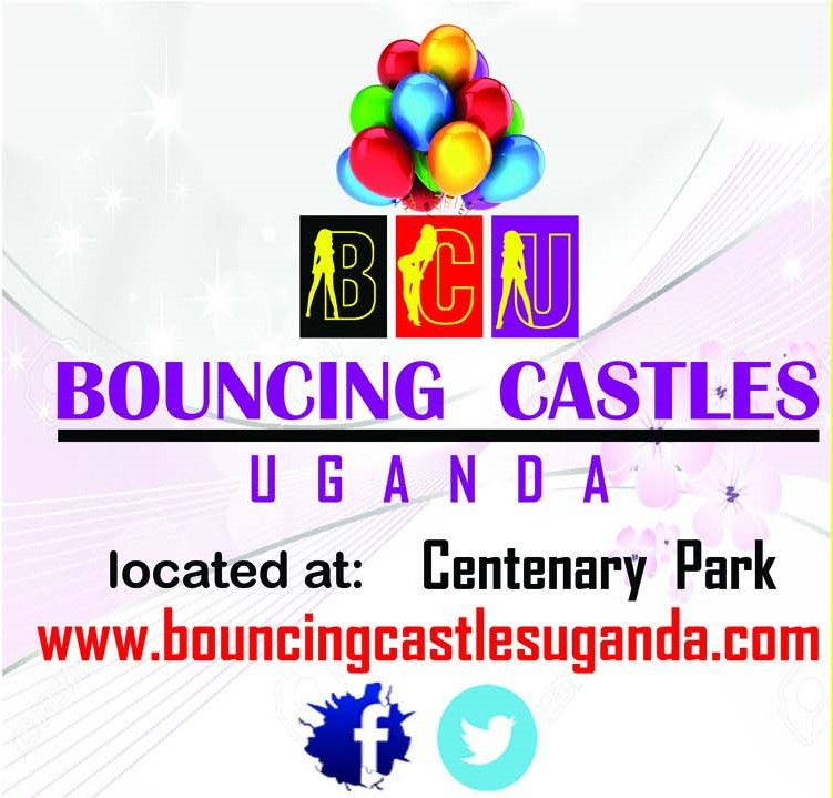 Bouncing Castles Uganda Events