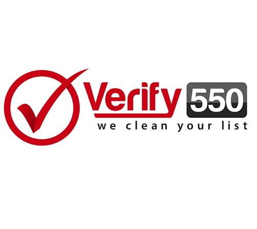Verify 550