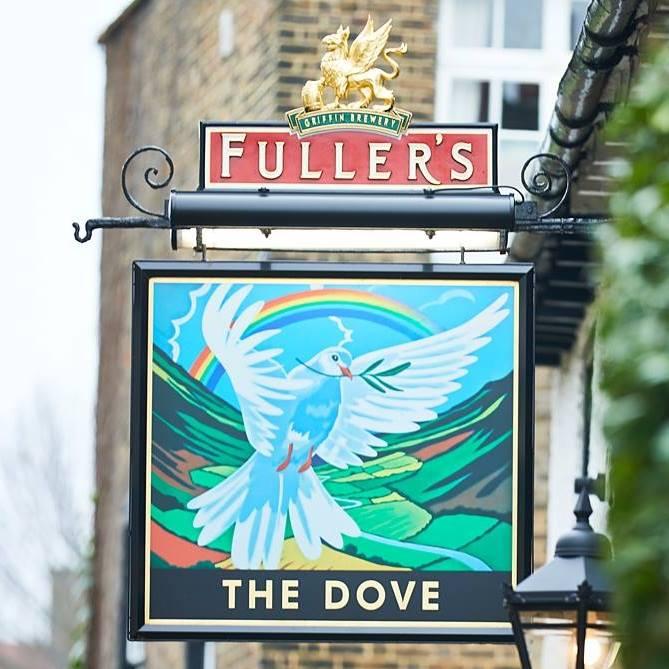The Dove, Hammersmith