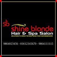 Shine Blonde Hair & Spa Salon