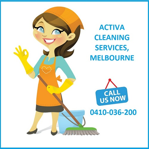 Activa Cleaning - Commercial Office Cleaning Services Melbourne