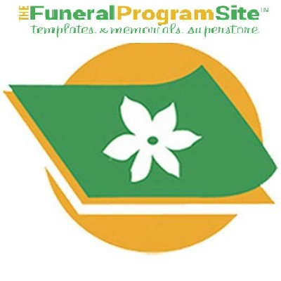 The Funeral Program Site