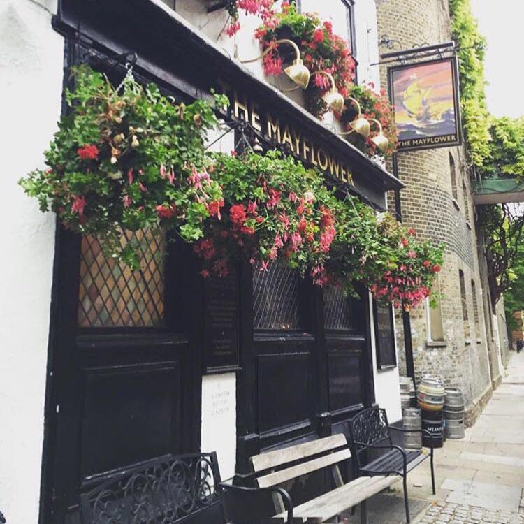 The Mayflower Pub