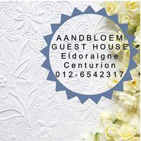 Aandbloem Guest House