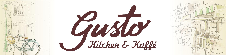 GUSTO KITCHEN & KAFFE